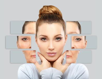 Faltenreduktion und Gesichtsstraffung